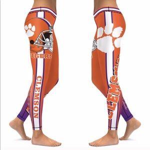 2 pairs of Clemson Leggings
